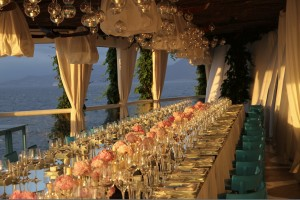 Wedding in Capri Italy Sugokuii Events