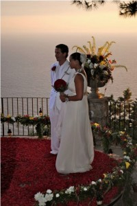 Wedding planner in Capri Italy